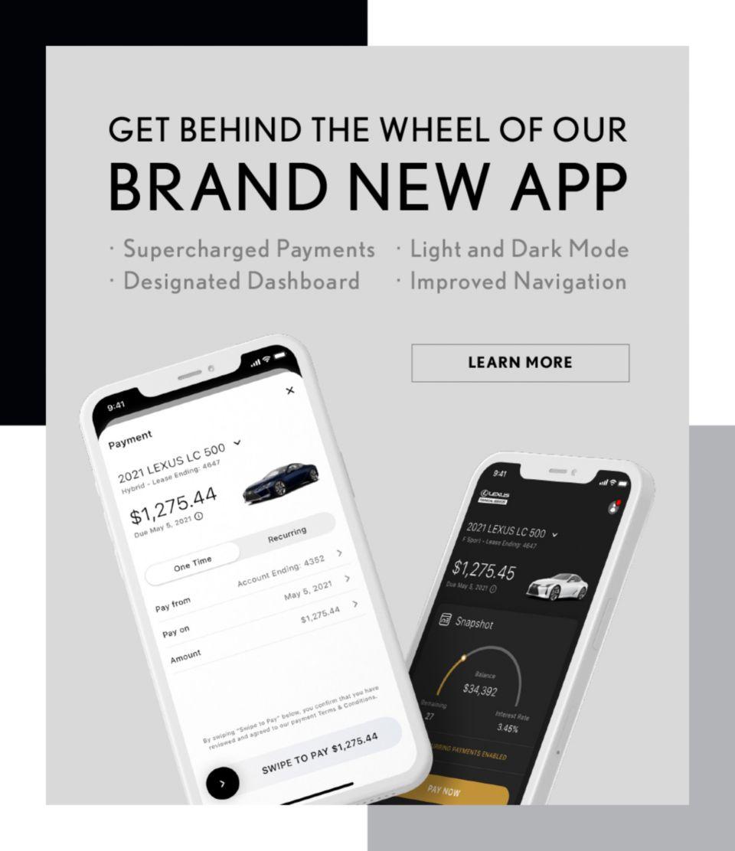New LFS App Promotion