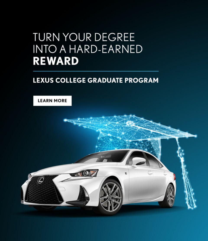 Lexus College Grad Dec 2020
