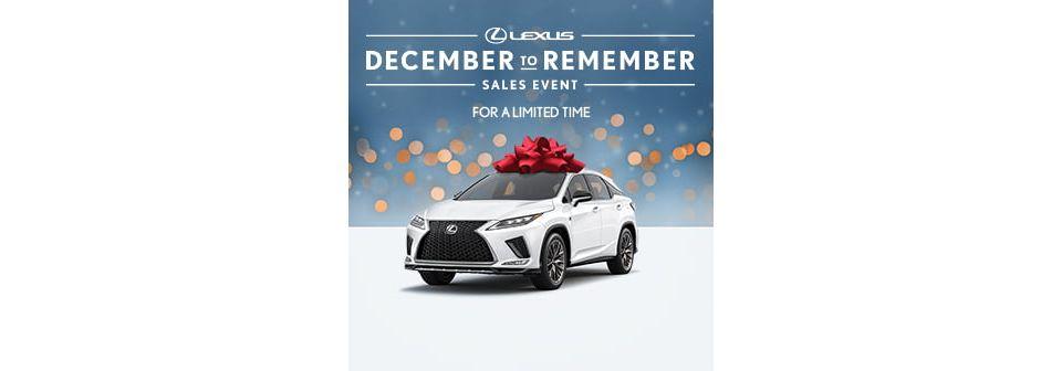 Lexus December To Remember 2020