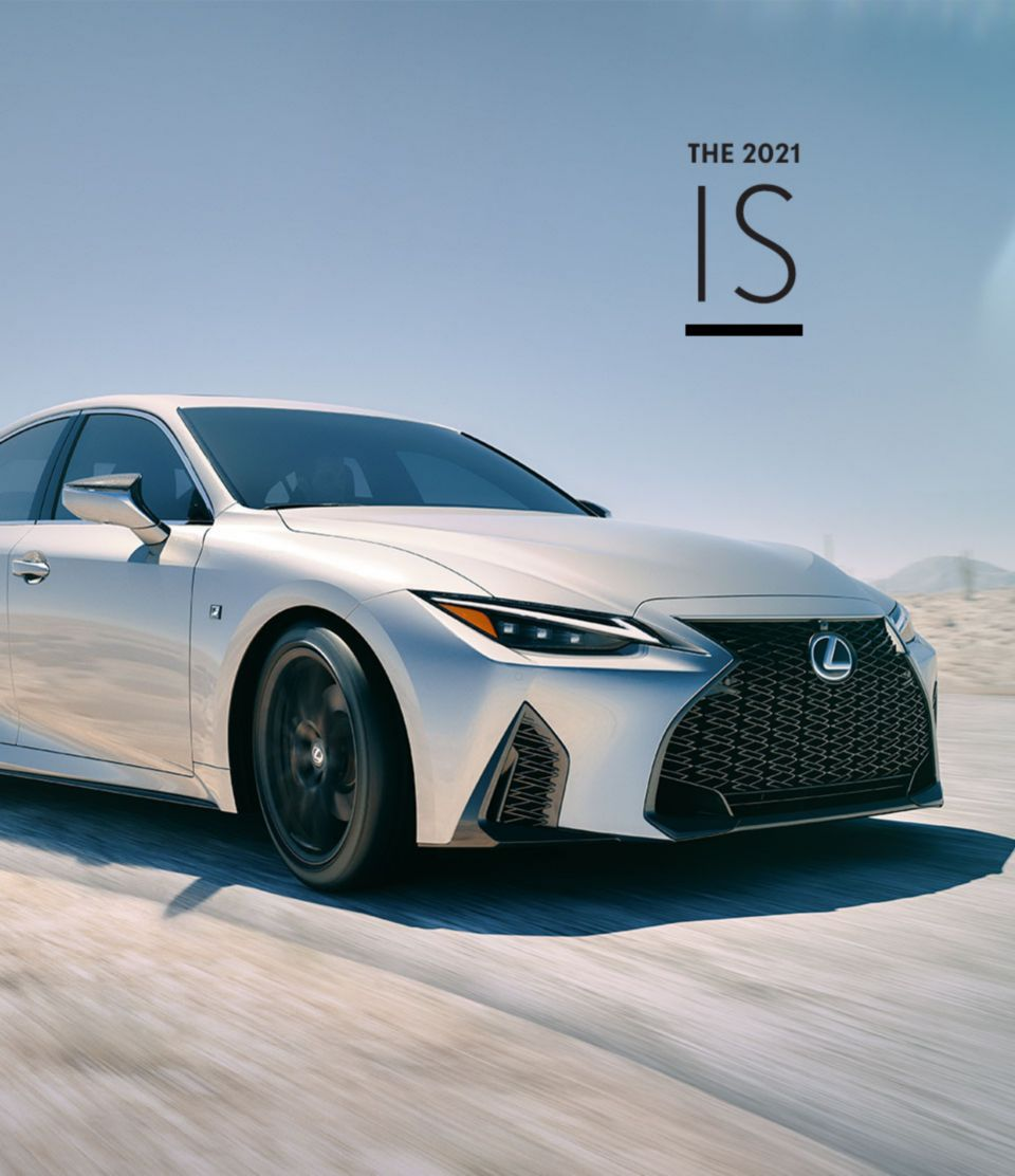 Lexus 2021 IS
