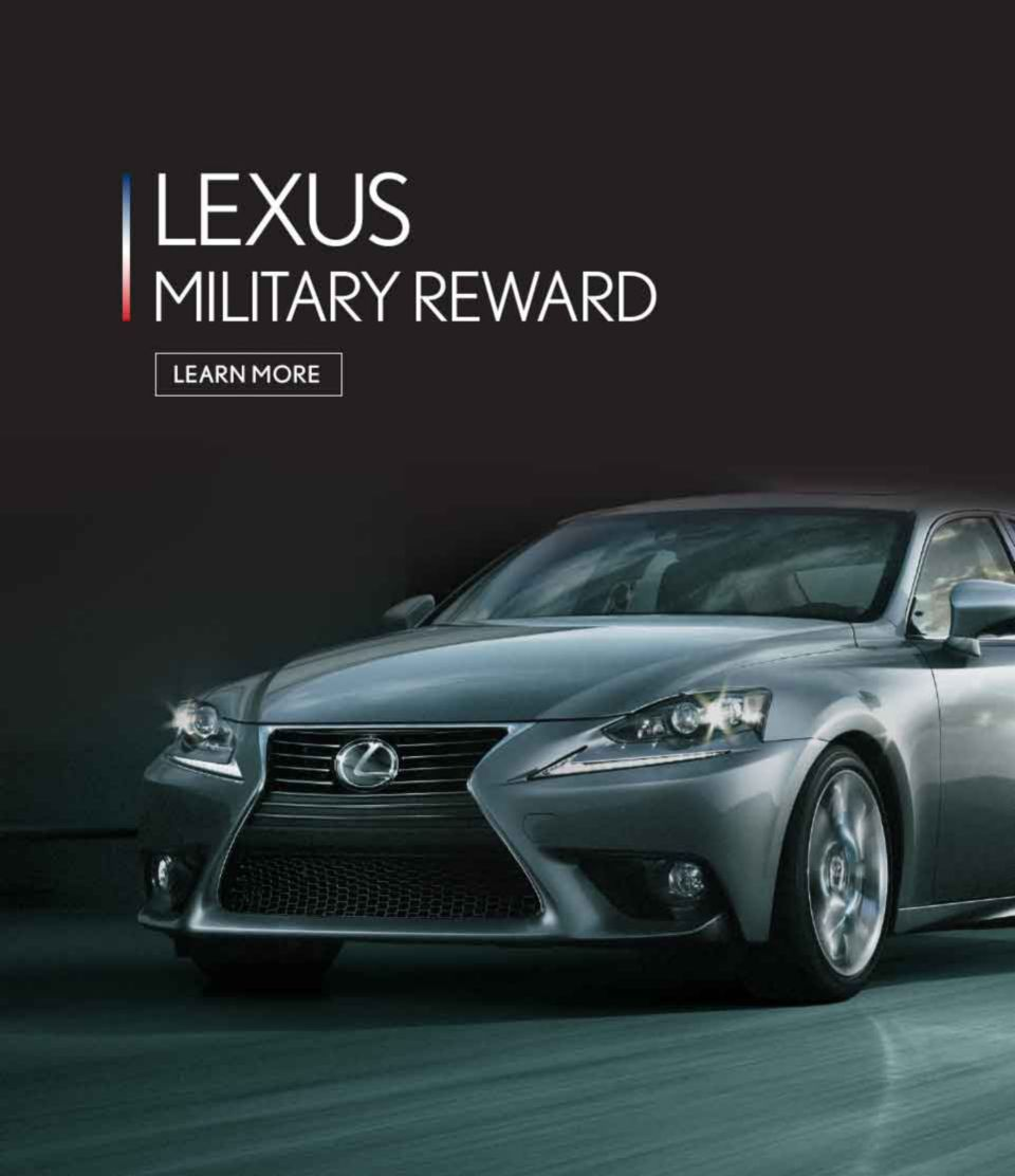 Military Reward Program