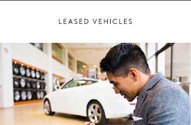 Leased Vehicles