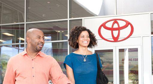 Toyota financial services job