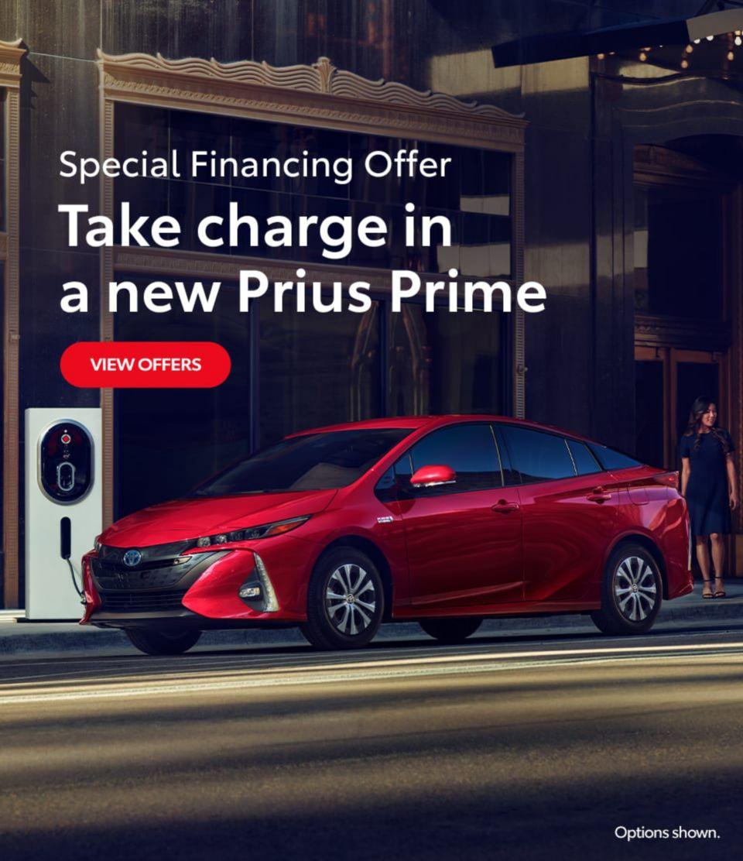 Prius Prime April 2021