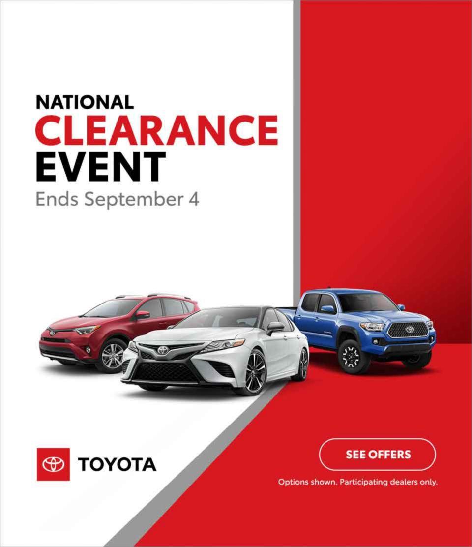 Toyota Event: Toyota Financial