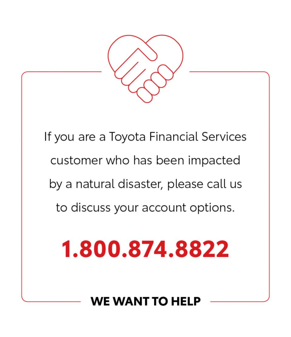 Toyota Official Site >> Toyota Financial Toyota Financial