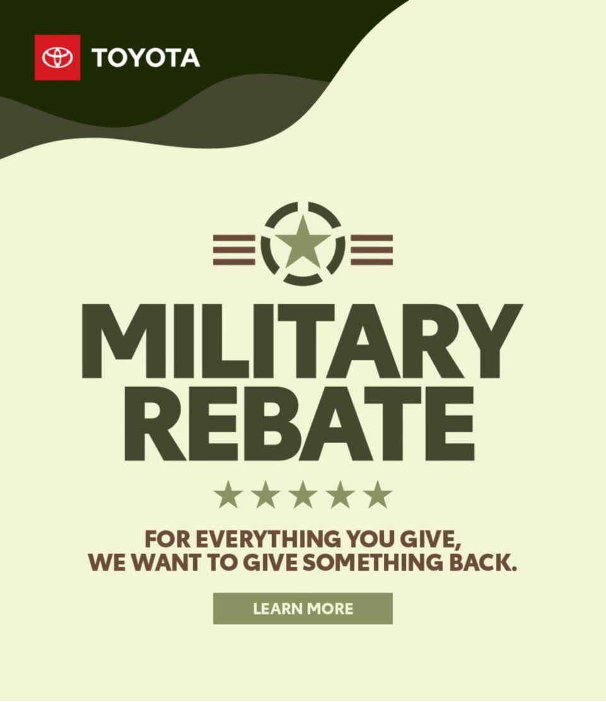 TFS Military Rebate Feb 2021