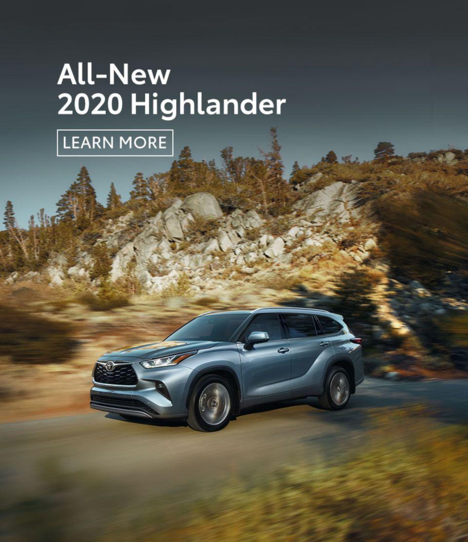 Highlander MY2020