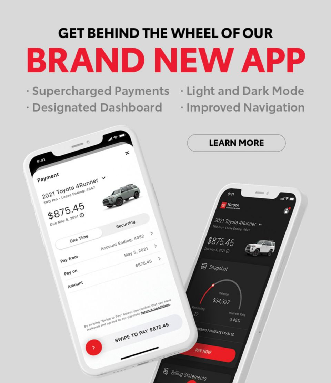 TFS New App Promotion