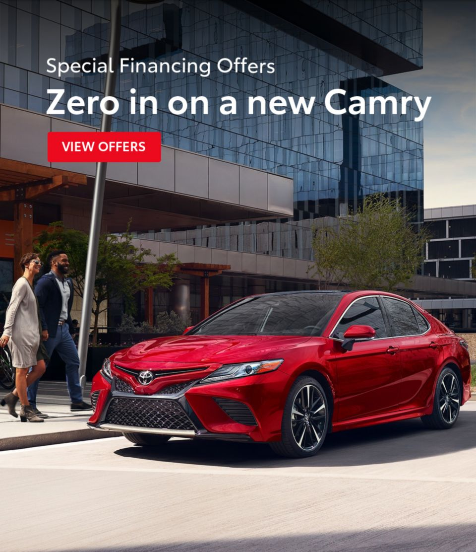 Camry 2020 Zero In Offers