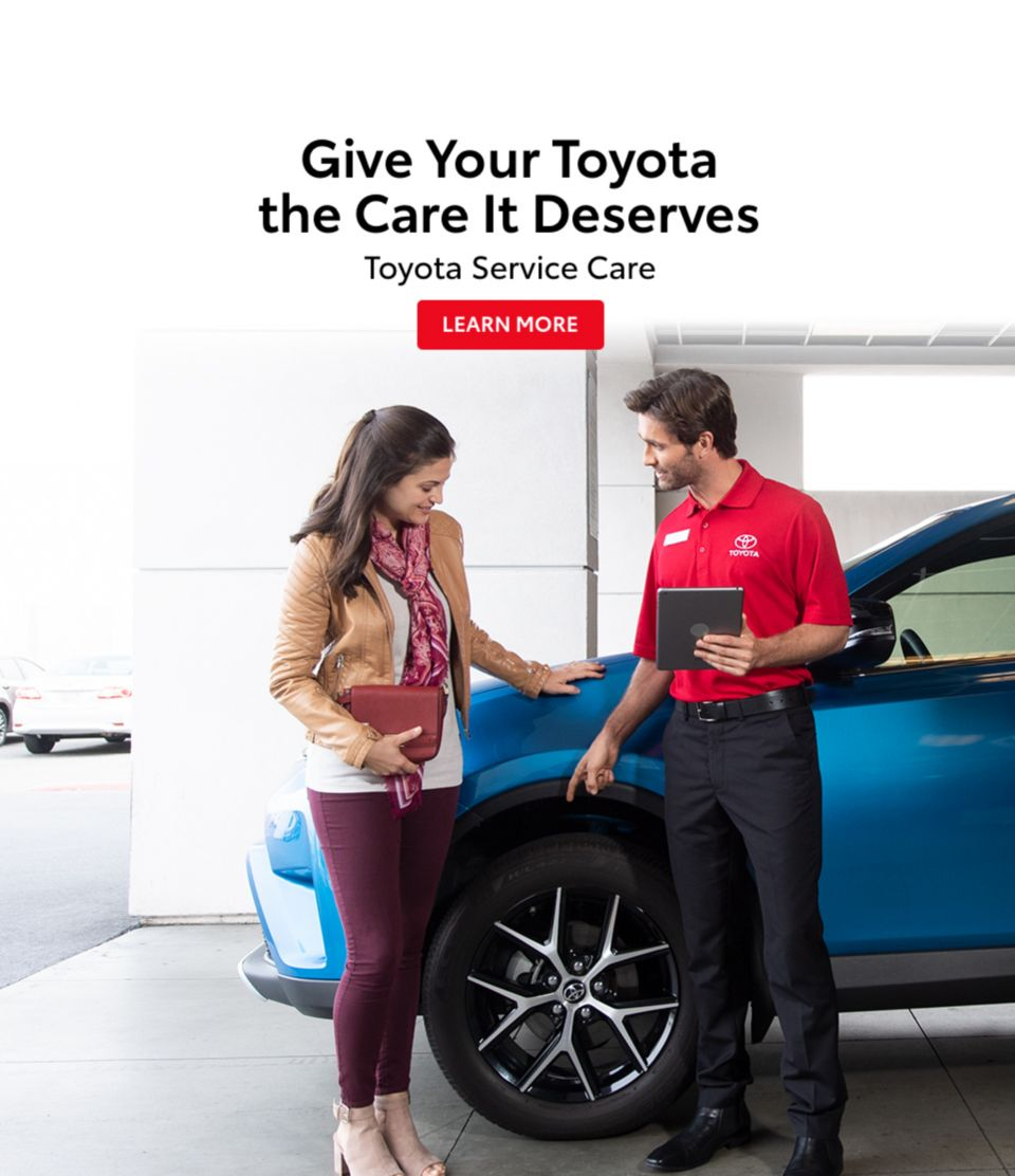 Toyota Service Care Sept 2020
