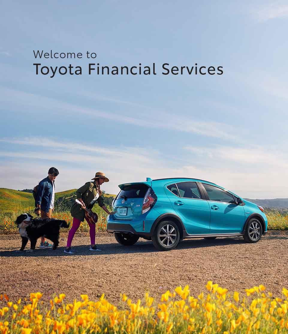 Toyota 1 finance