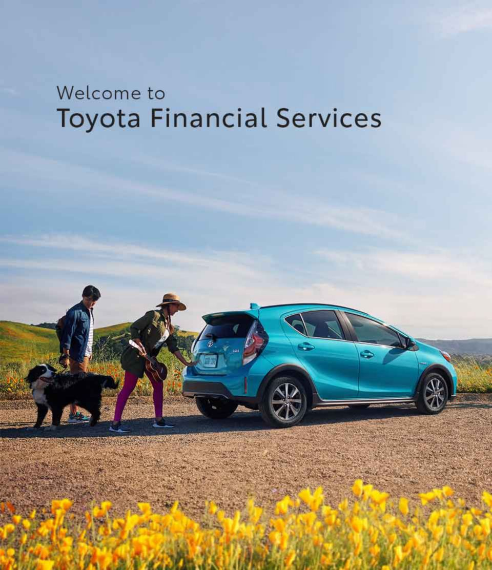 Toyota Finance Deals >> Toyota Financial Toyota Financial