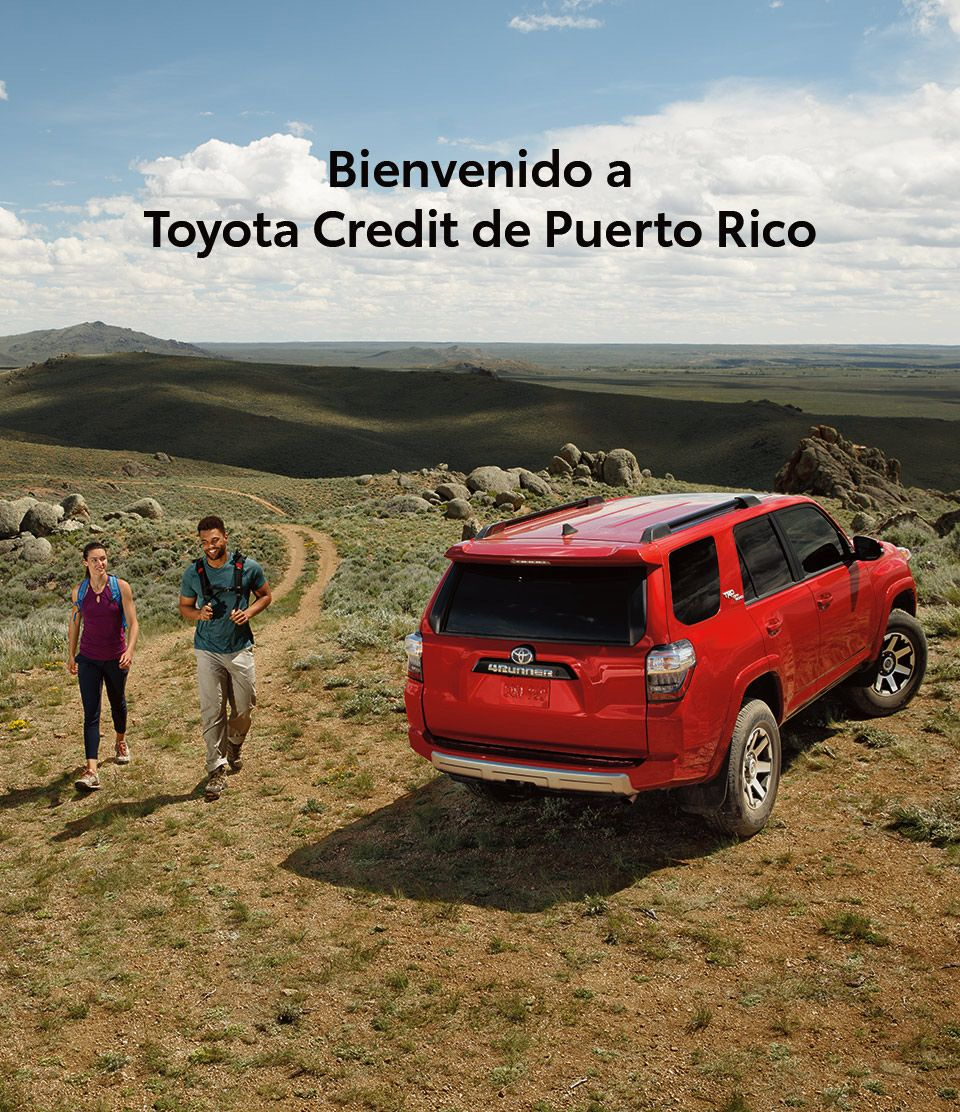 Welcome to Toyota Financial Services