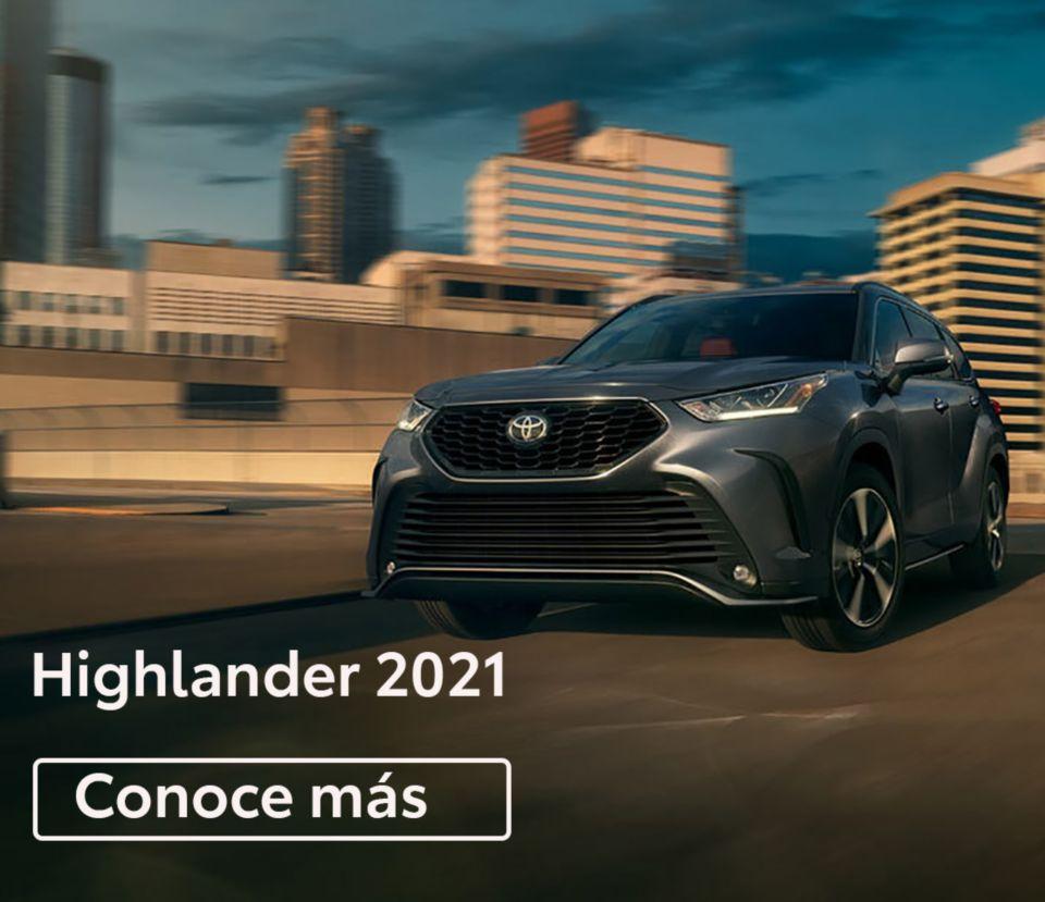 Highlander 2021